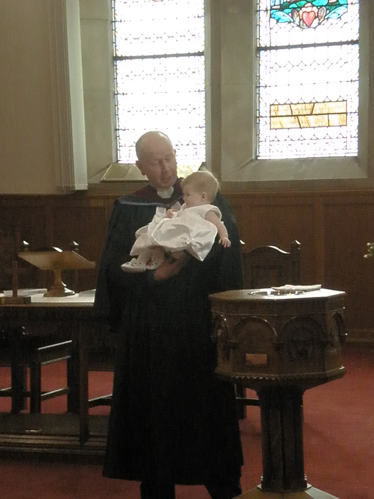Baptism – Pathhead Parish Church