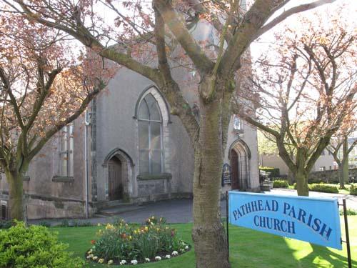 Pathhead Church April 2009