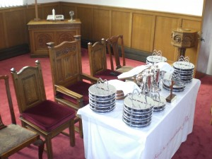Communion table Pathhead
